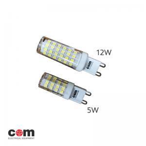 Λαμπτήρες φωτισμού G9 LED COM
