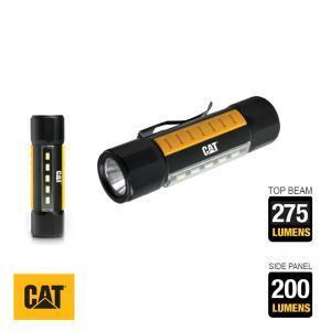 Φακός εργασίας διπλός 275-200 lum. CAT Light