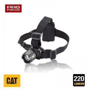 Φακός κεφαλής ρυθμιζόμενης ετσίασης CAT Light