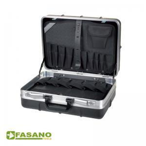 Βαλίτσα εργαλείων εξαιρετικά ανθεκτική ABS