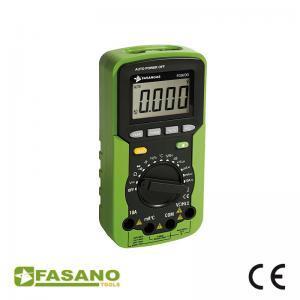 Ψηφιακό πολύμετρο DC/AC-Ohm FASANO