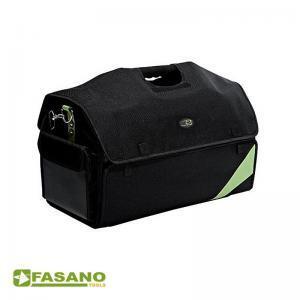 Τσάντα εργαλείων ανοιχτού τύπου με λαβή μεταφοράς