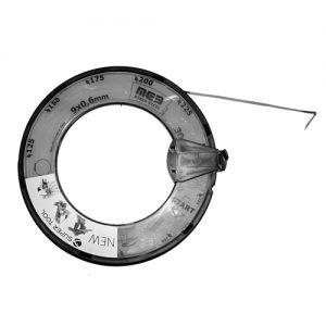 Σφιγκτήρες αεραγωγών ρολό μήκους 30 m NORMA