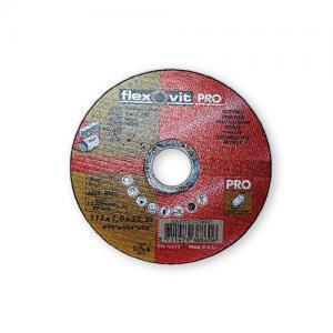 Δίσκοι κοπής Inox λεπτός FLEXOVIT