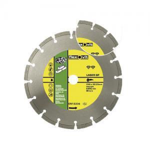 Δίσκοι μεταλλικοί δομικών υλικών FLEXOVIT