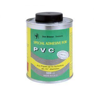 Κόλλες σωλήνων pvc DEN BRAVEN σε δοχείο