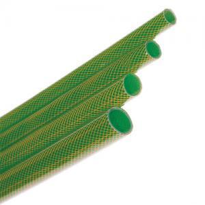 Εύκαμπτοι σωλήνες pvc ενισχυμένοι πολυεστερική πλέξη πράσινο