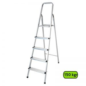 Σκάλες αλουμινίου οικιακής χρήσης 150 kgr
