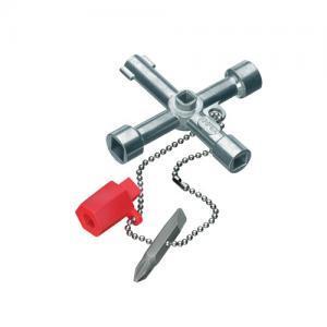 Κλειδί για ντουλάπες ηλεκτρολόγων KNIPEX