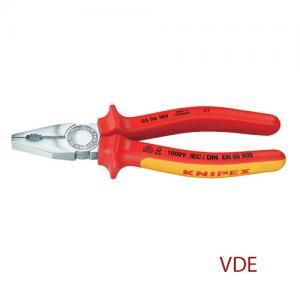 Πένσες μηχανικού μονωμένες VDE KNIPEX