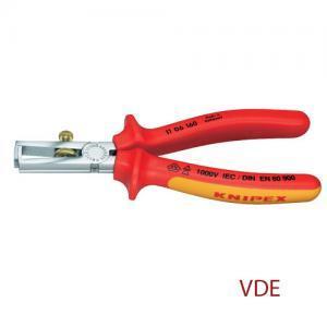 Απογυμνωτής καλωδίων με επένδυση VDE KNIPEX