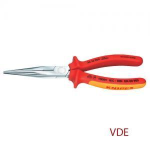 Μυτοτσίμπιδο VDE με πλαγιοκόφτη ίσιο KNIPEX