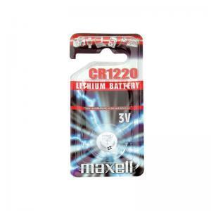 Μπαταρία λιθίου τύπος κέρματος CR1220 MAXELL