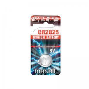 Μπαταρία λιθίου τύπος κέρματος CR2025 MAXELL