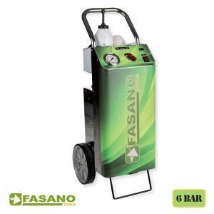 Όργανο πλήρωσης & εξαέρωσης υγρών φρένων 6bar FASANO