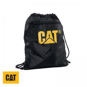 Σακίδιο ώμου με κορδόνι 10ltr μαύρο CAT