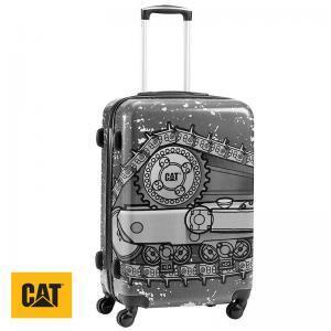 Βαλίτσες τροχήλατες με τηλεσκοπική λαβή DOZER CAT