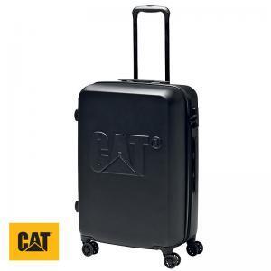 Βαλίτσες τροχήλατες ABS με τηλεσκοπική λαβή CAT-D