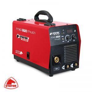 Μηχανή Inverter σύρματος-ηλεκτροδίου MIG/MAG 170A STAYER