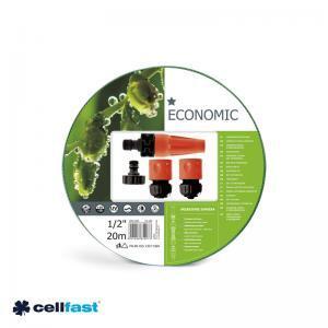Σετ λάστιχο ποτίσματος Economic CELLFAST