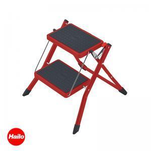 Σκαλοκάθισμα mini με 2 αντιολισθητικά σκαλιά HAILO