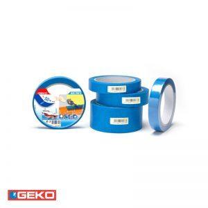 Χαρτοταινία μπλε για ακτίνες 15UV 50m GEKO
