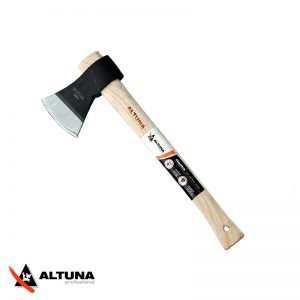 Τσεκούρι με ξύλινη μασίφ λαβή ALTUNA