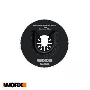 Πριονολάμα κυκλική UI 80mm WORX