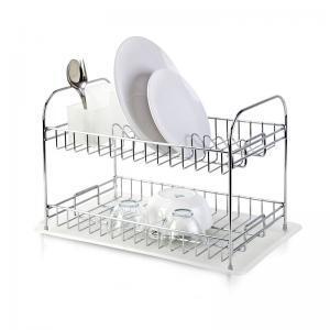 Στραγγιστήρας πιάτων πάγκου μεταλλικός νίκελ