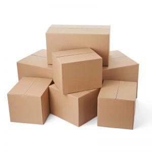 Χαρτοκιβώτια συσκευασίας πολλαπλών φύλλων