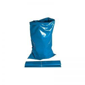 Σάκοι για μπάζα και οικοδομικά υλικά μπλε