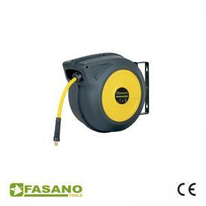 Αυτόματη ανέμη αέρα με εύκαμπτο σωλήνα FASANO