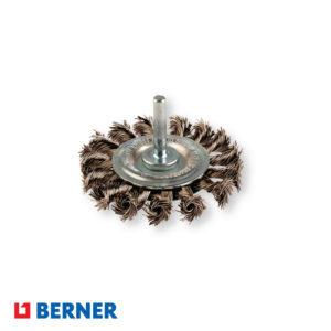 Συρμάτινο βουρτσάκι στριφτό BERNER