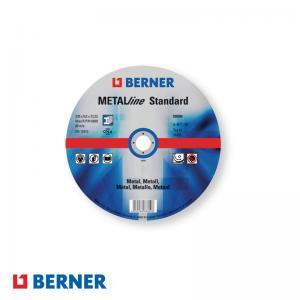 Δίσκος τριβής ΜΕΤΑL line STANDARD BERNER