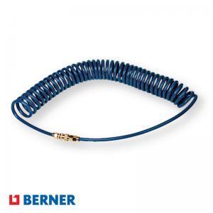 Λάστιχο αέρος σπιράλ μπλε 8 bar PUR BERNER