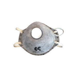 Μάσκα με φίλτρο ενεργού άνθρακα FFP2/V & βαλβίδα εκπνοής