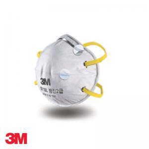 Μάσκα με φίλτρο κυπελλοειδής FFP1 3M