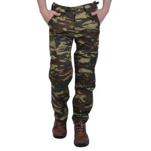 Παντελόνι ελληvικής παραλλαγής Military T/C