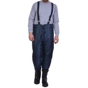 Παντελόνι ισχυρού ψύχους αδιάβροχο μπλε