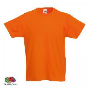 Μπλουζάκια μακό T-Shirt FRUIT OF THE LOOM