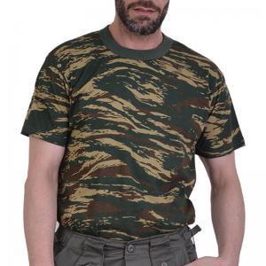 Mπλoυζάκι µακό T-shirt ελληvικής παραλλαγής