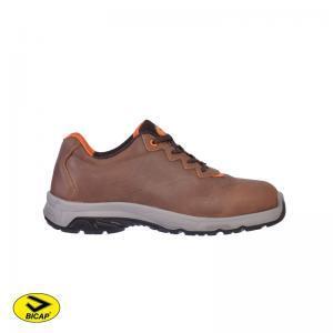 Παπούτσια ασφαλείας δερμάτινα αδιάβροχα BICAP MORO S3