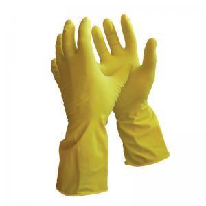 Γάντια ελαστικά οικιακής χρήσης από φυσικό Latex
