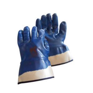 Γάντια βαμβακερά εμβαπτισμένα σε νιτρίλιο αντιολισθητικά