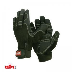 Γάντια από συνθετικό δέρμα ενίσχυση ζελ αντικραδασμικά
