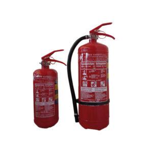 Πυροσβεστήρες ξηράς σκόνης