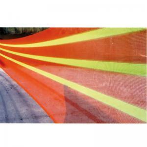 Πλέγμα οδοποιίας ριγέ με μαλακή υφή 1mx100m