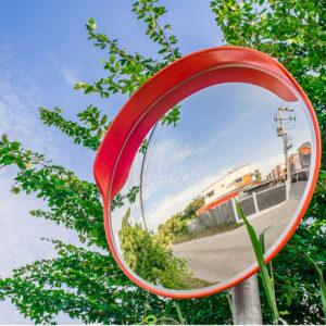 Καθρέφτης οδοποιίας ασφαλείας κυρτός ∅60cm